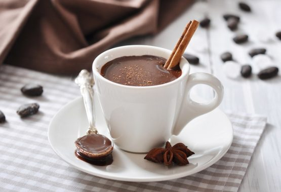 Chocolat chaud (recette traditionnelle)