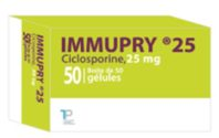IMMUPRY de TAHA Pharma, suspendu d'usage